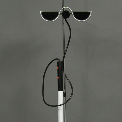 vignette Albatros floor lamp by Vico Magistretti for O Luce