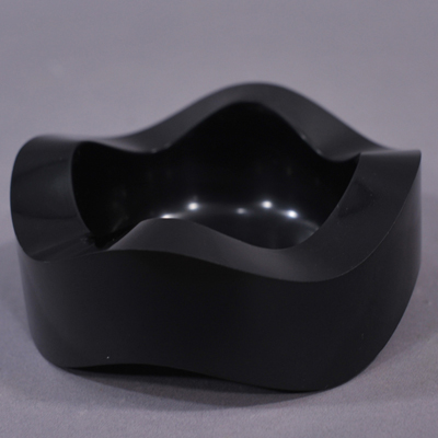 vignette Sinus ashtray by Walter Zeischegg Helit