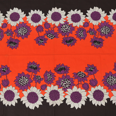 vignette Seventies tablecloth