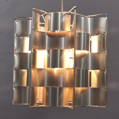 vignette Andromède hanging lamp by Max Sauze