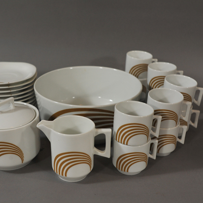 vignette Seventies coffee cups