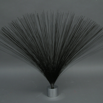 vignette Harry Bertoia steel spray sculpture