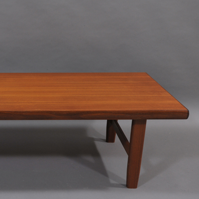 vignette Vintage danish coffee table from the 60's