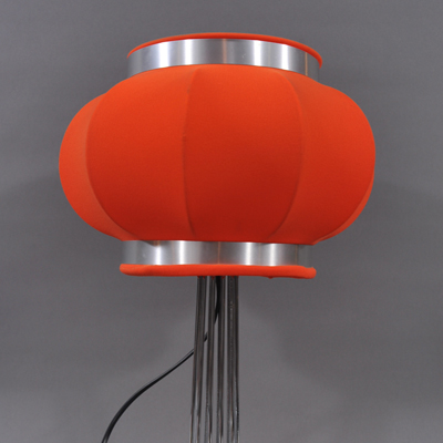 vignette Vintage seventies table lamp