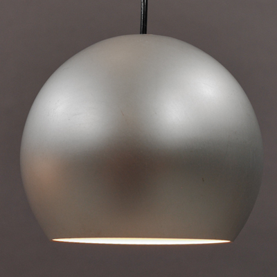 vignette Vintage ball hanging light