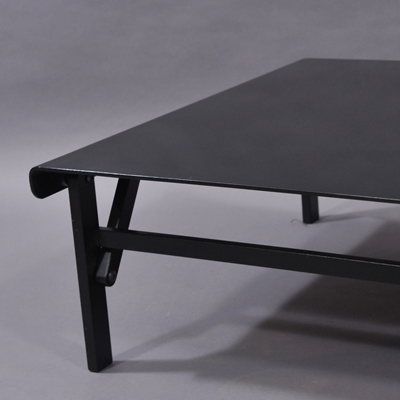 vignette Bass coffee table by Achille Castiglioni for BBB Bonacina