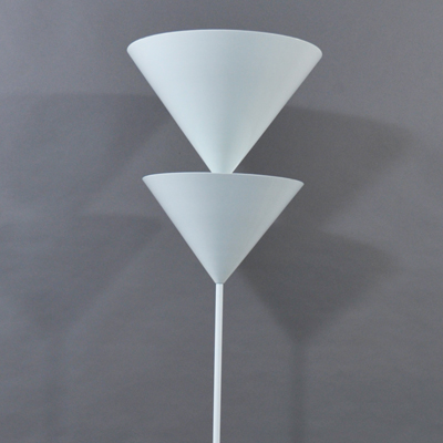 vignette Pascal floor lamp by Vico Magistretti for O Luce