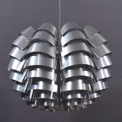 vignette Big Orion hanging lamp by Max Sauze