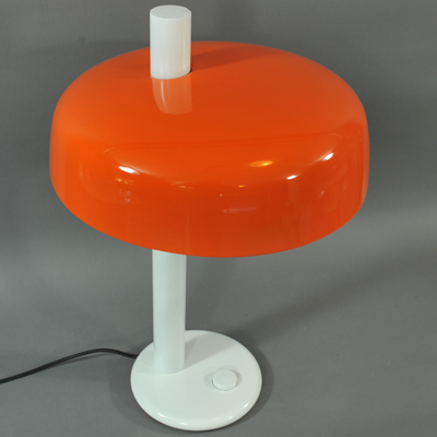 vignette Seventies mushroom table lamp