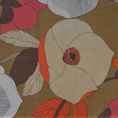 vignette Seventies curtain