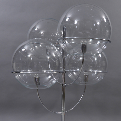 vignette Lyndon floor lamp by Vico Magistretti for O Luce
