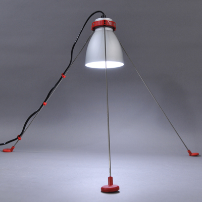 vignette Grifo lamp for Artemide by Tew