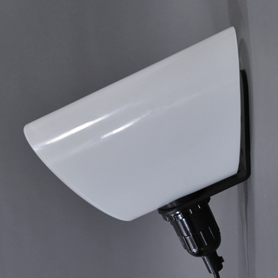 vignette Troco lamp for Artemide by Vico Magistretti
