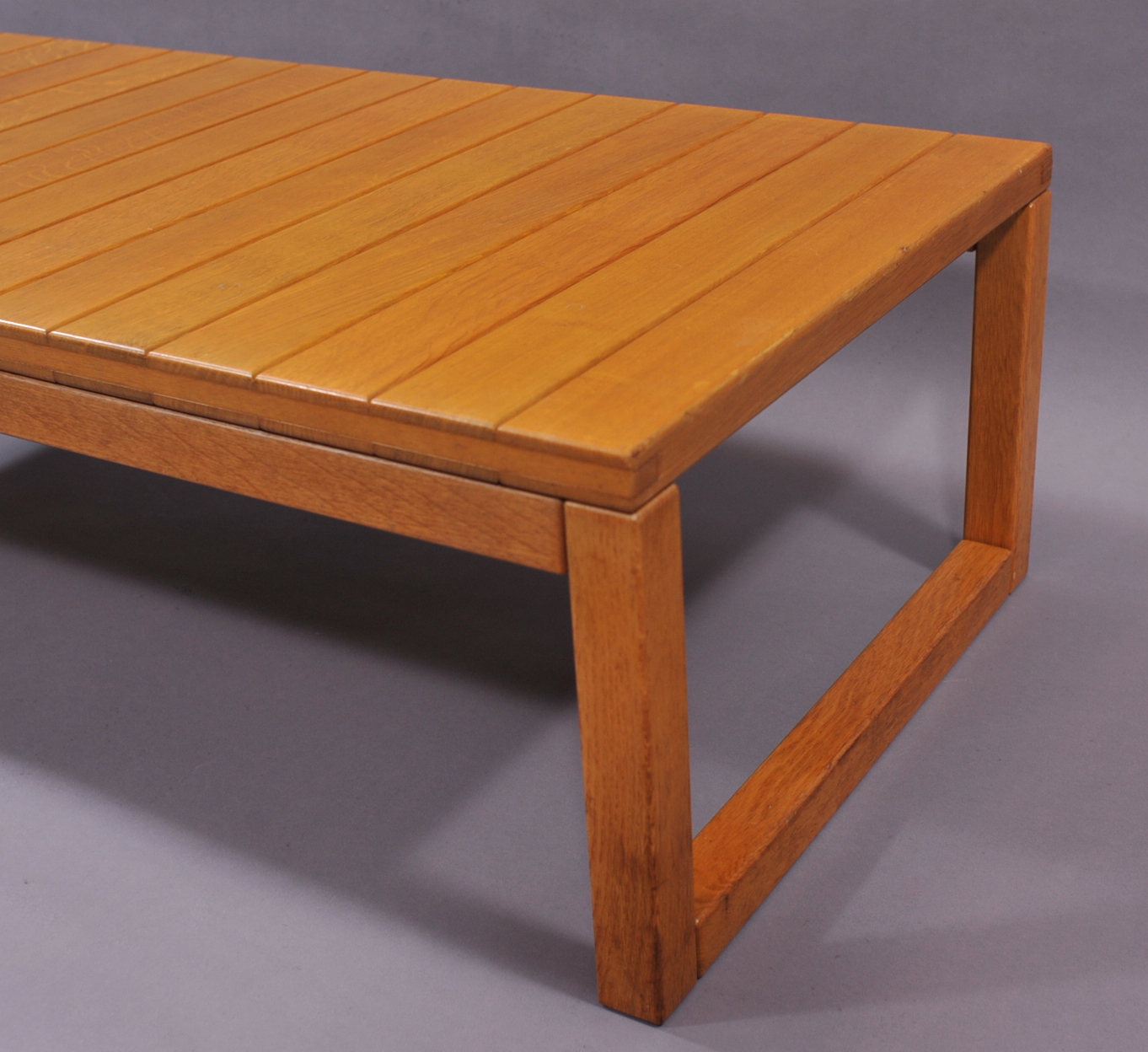 Perriand style coffee table