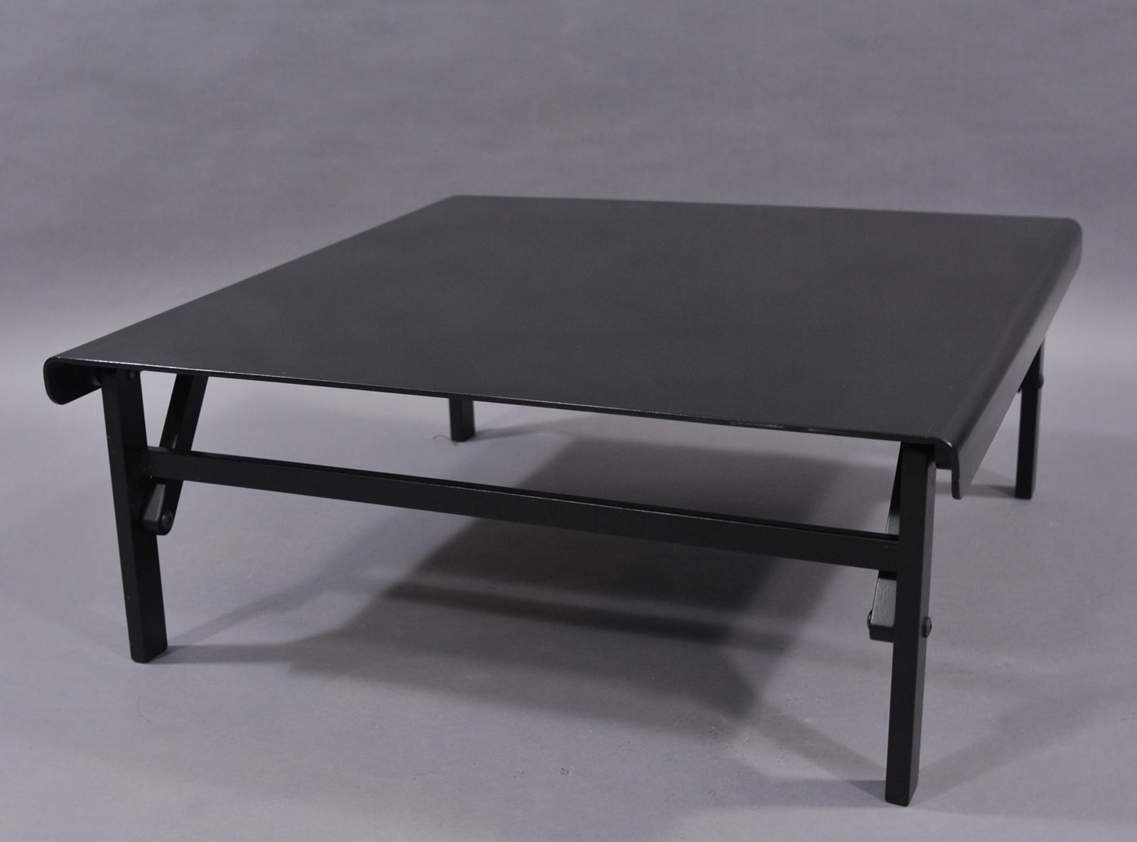 table basse en c ramique ann es 70 modulolab. Black Bedroom Furniture Sets. Home Design Ideas