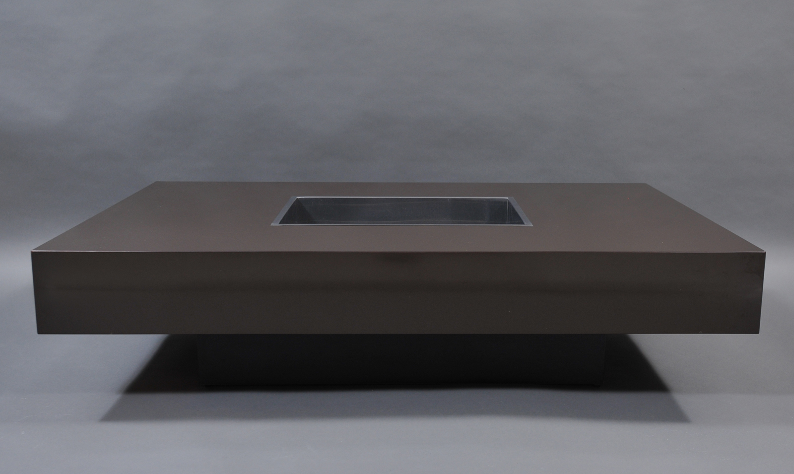 Willy Rizzo Style Coffee Table Modulolab