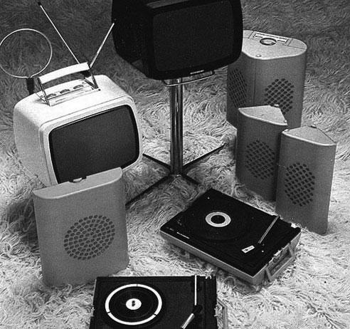 Electrodom sticos equipos audio video y foto de los a os - Lo ultimo en electrodomesticos ...